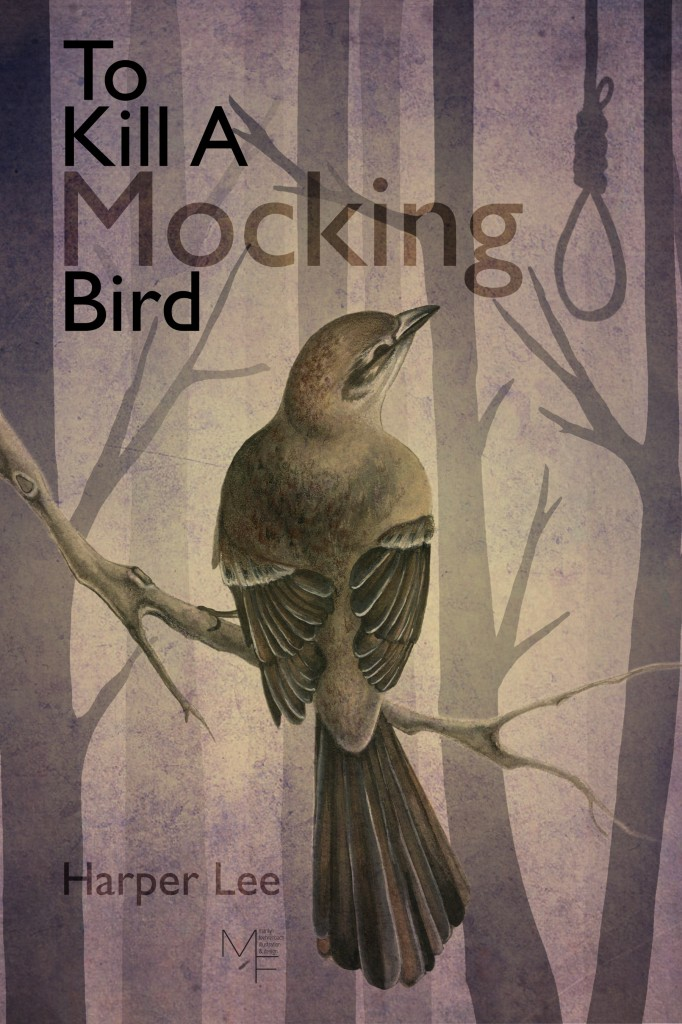 To Kill a Mockingbird Cover by Marilyn Foehrenbach