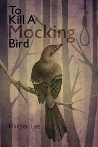 To Kill a Mockingbird Book Cover by Marilyn Foehrenbach