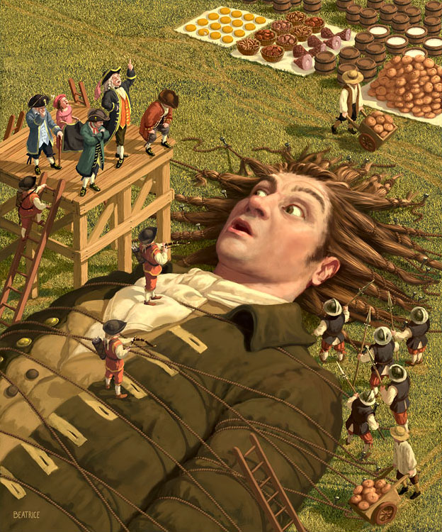 """""""Gulliver"""" by Chris Beatrice"""