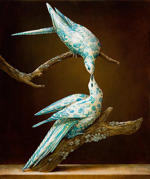 """""""Birds Memorabilita"""" by Kevin Sloan"""