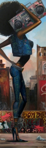 """Hip Hop and Heels"" by Frank Morrison"