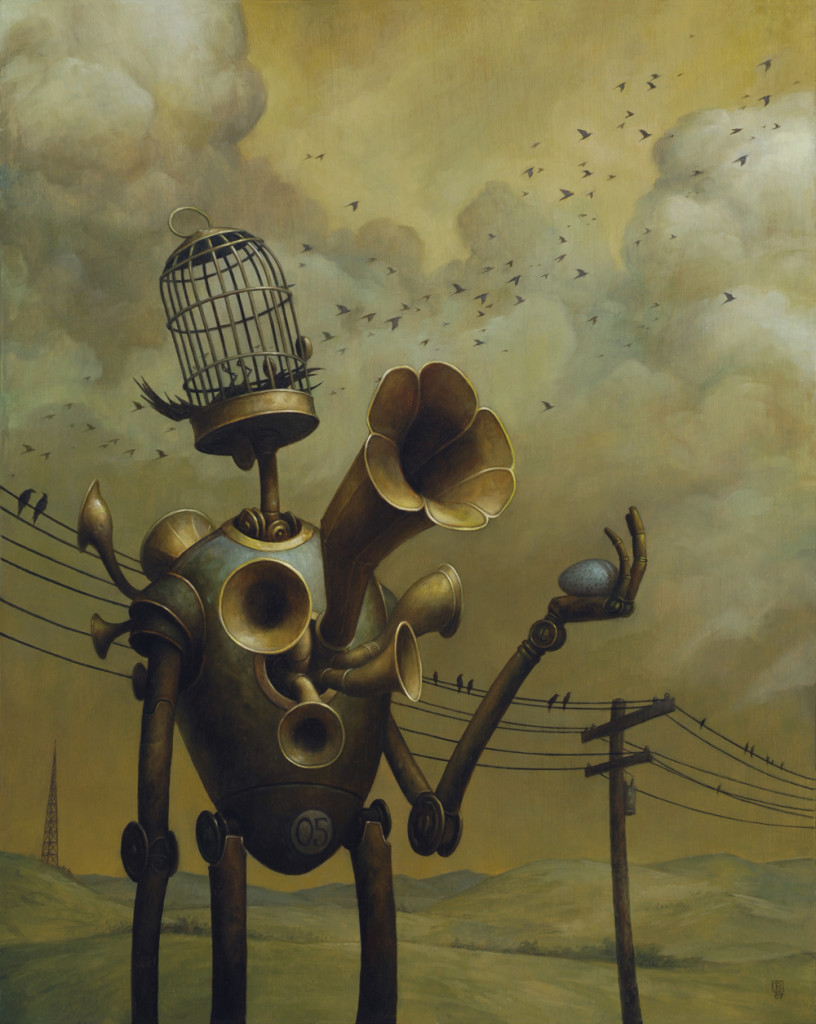 """A Vexing Quiet"" by Brian Despain"