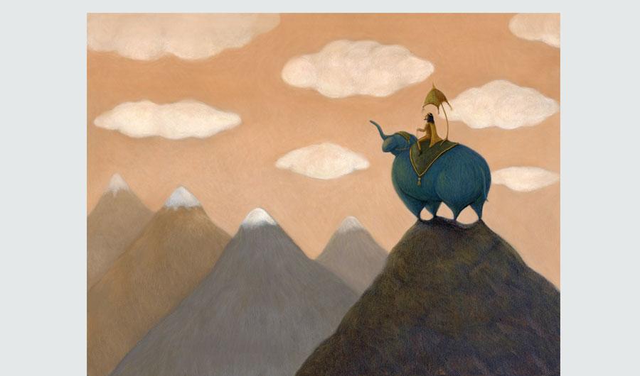 """Elephant"" by Joan Charles"