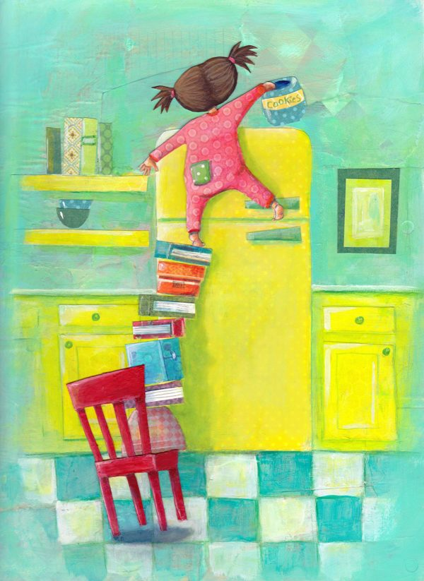 Cookie Snatcher by Vanessa Roeder