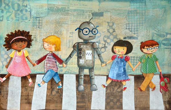 Robots at School