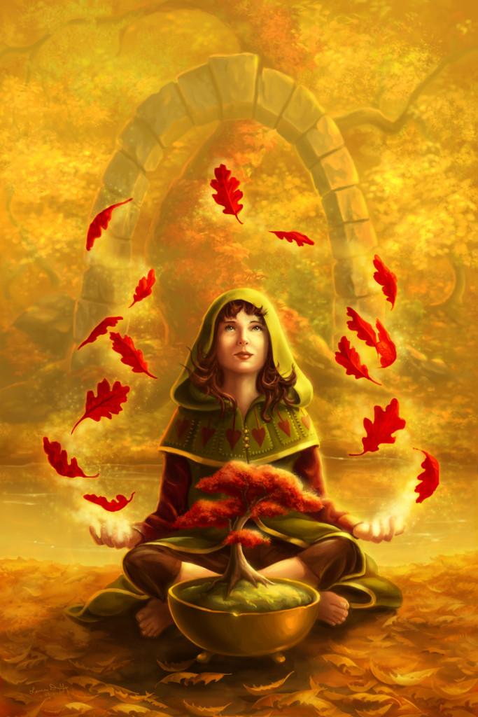 """Autumn Magic"" by Laura Diehl"