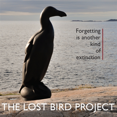 From the Lost Bird Project Book by Todd McGrain