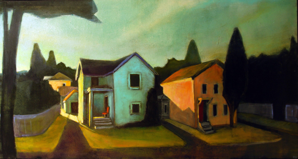 """Early Evening Porch"" by Treacy Ziegler"