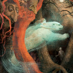 """Father Christmas: A Wonder Tale of the North"" by Anna + Elena Balbusso"
