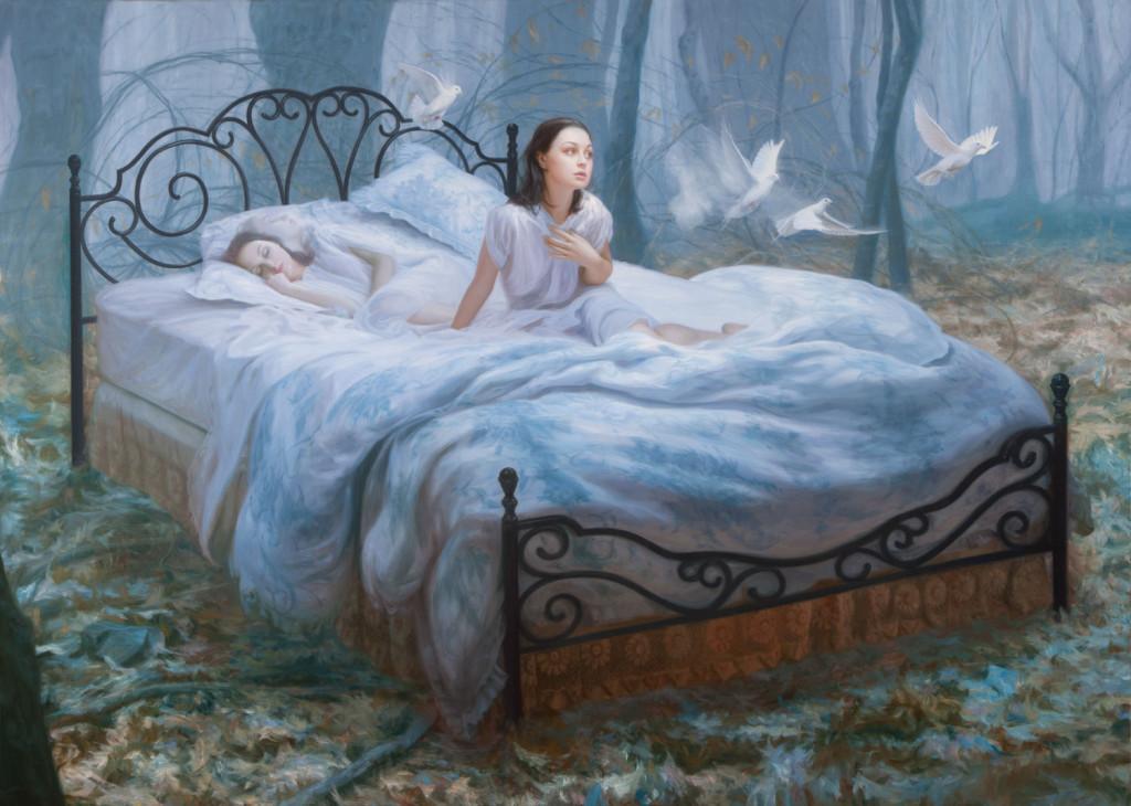 """Awakening"" by Dorian Vallejo"