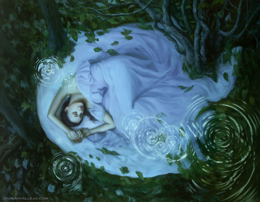 """Dream Ripple"" by Dorian Vallejo"