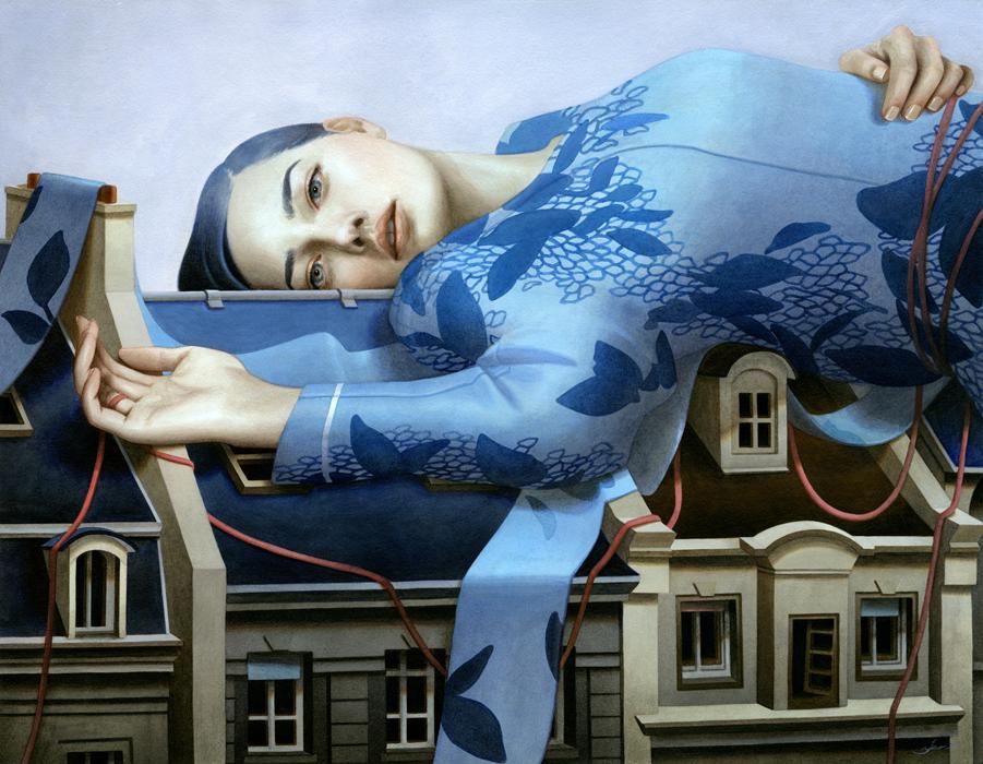"""Bedridden Mementos"" by Tran Nguyen"