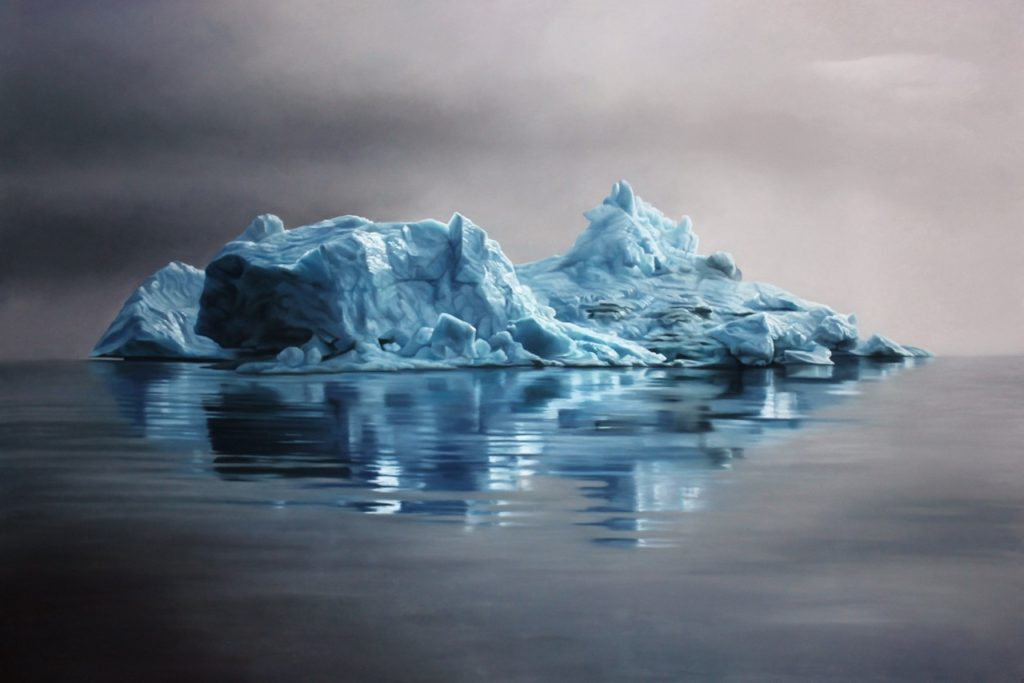 Greenland no.62 by Zaria Forman