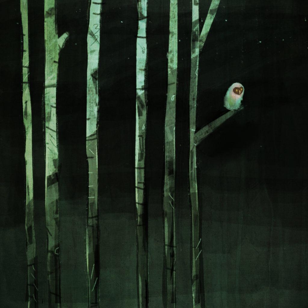 Owl by Rebecca Jordan Glum