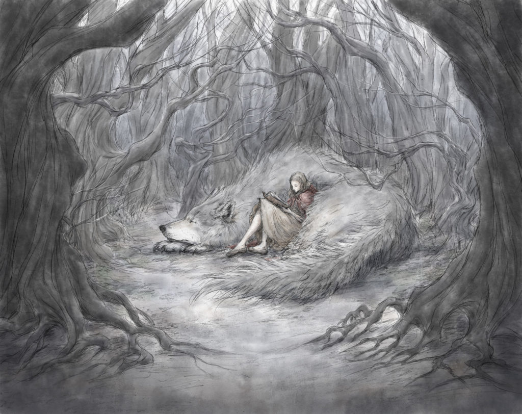 """Little Red Riding Hood"" by Erin Beachy"
