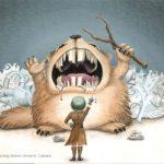 Screaming Beaver by Denise M. Cassano
