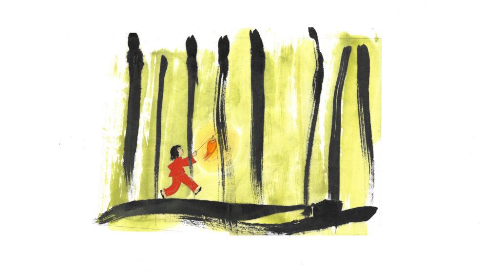 """""""Lantern"""" by Sara Gavryck-Ji"""
