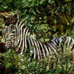 """Hiding Zebra"" by Karen Walker"