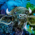"""Water Buffalo"" by Karen Walker"