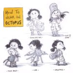 How to Wear an Octopus by Simona Ceccarell