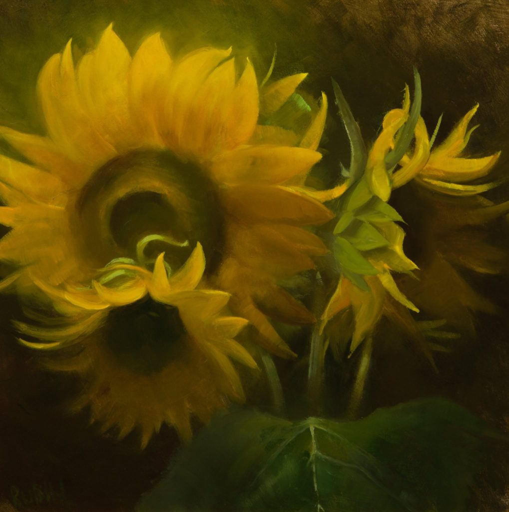Sunflowers by Marc Rubin
