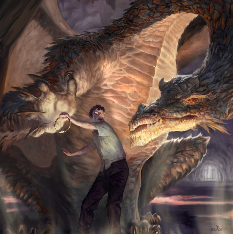 The Fire Chronicles by Jon Foster